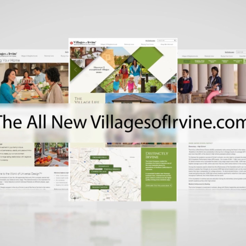 Villages of Irvine – Online Magazine
